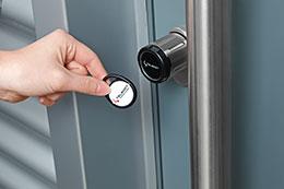 Zutrittskontrolle – Türsteher für Ihr Zuhause   TELENOT